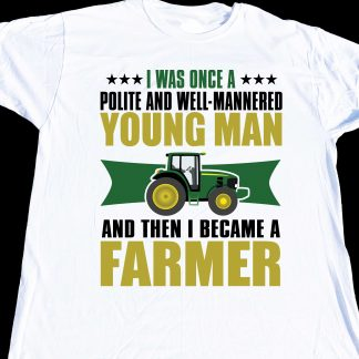 Once polite, now a farmer at KensDirect.com