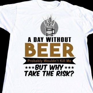 A day without beer is a sad day at KensDirect.com