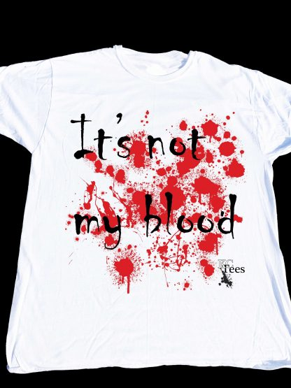 It's not my blood at KensDirect.com