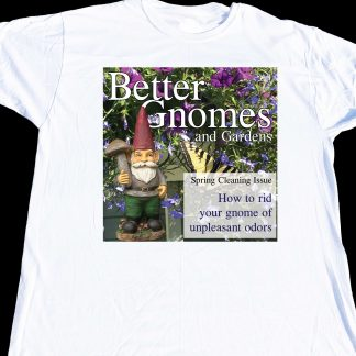 Better Gnomes and Gardens Spring Cleaning Issue at KensDirect.com