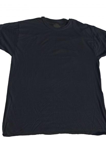 plain black t-shirt on sale at KensDirect.com