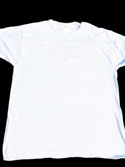 plain white t-shirt on sale at KensDirect.com