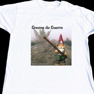 Gnome de Guerre T-shirt at KensDirect.com