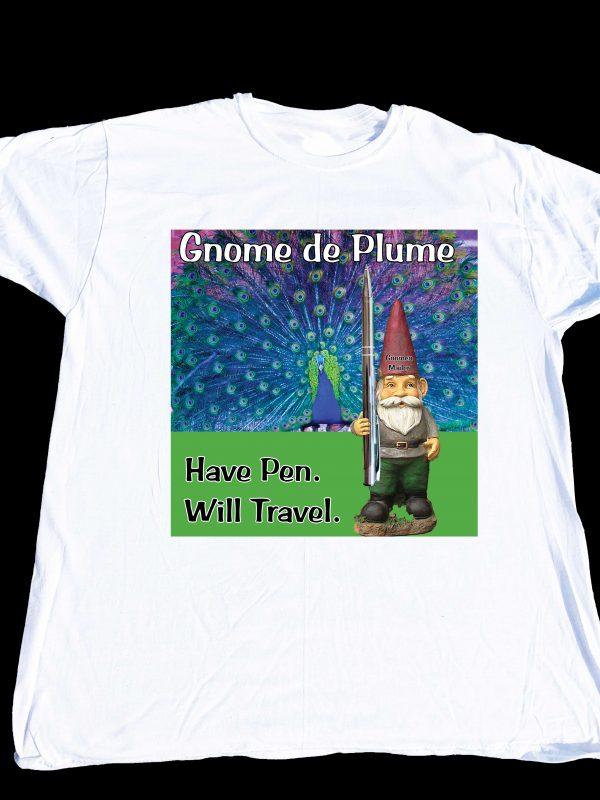 Gnome de Plume t-shirt at KensDirect.com